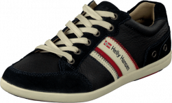 CHAUSSURES HELLY HANSEN KORDEL LEATHER NAVY